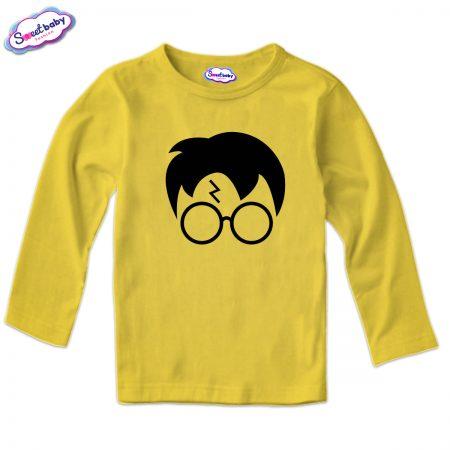Детска блуза Harry в жълто