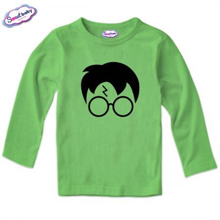 Детска блуза Harry в зелено