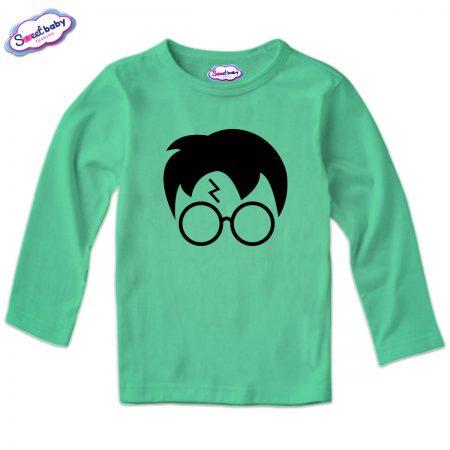 Детска блуза Harry в мента