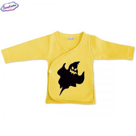 Бебешка камизолка в жълто Призрак