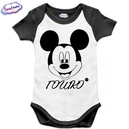 Бебешко боди US Гошко M черно