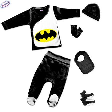 Комплект за изписване Батман черно